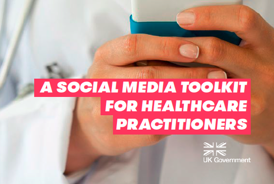 A social media toolkit for healthcare professionals